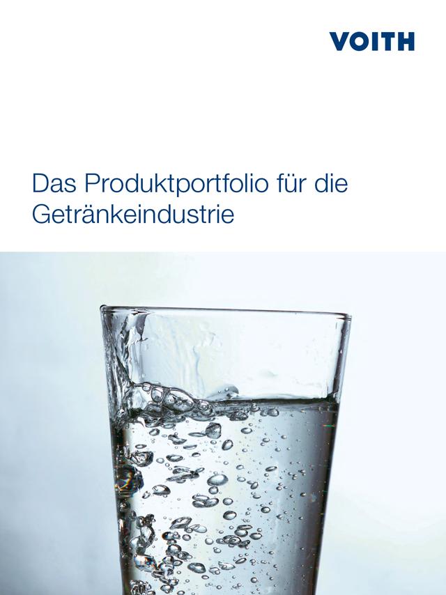 Das Produktportfolio für die Getränkeindustrie