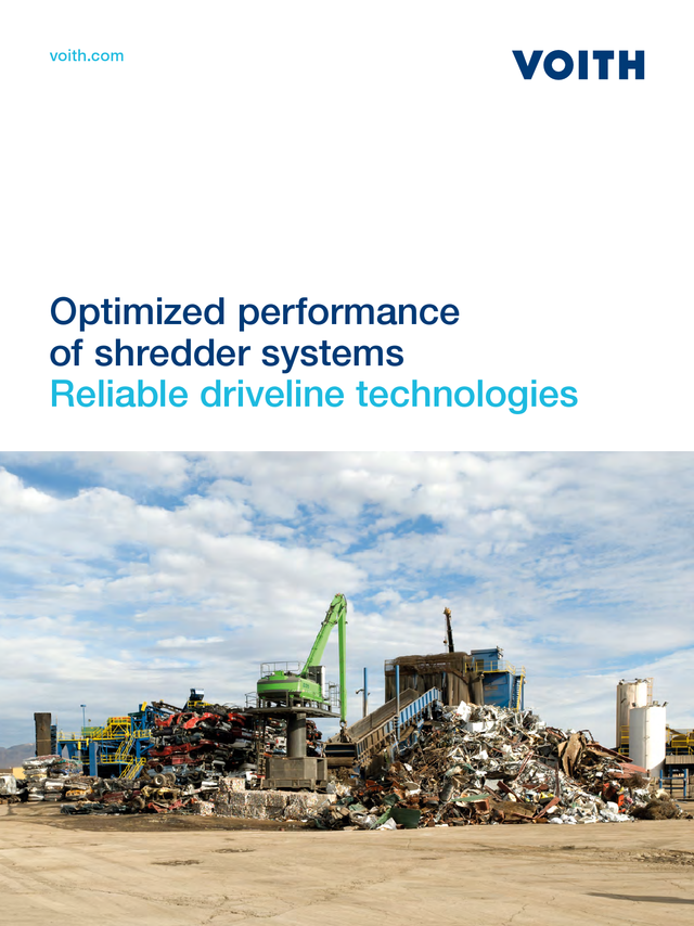 Optimized performance of shredder systems