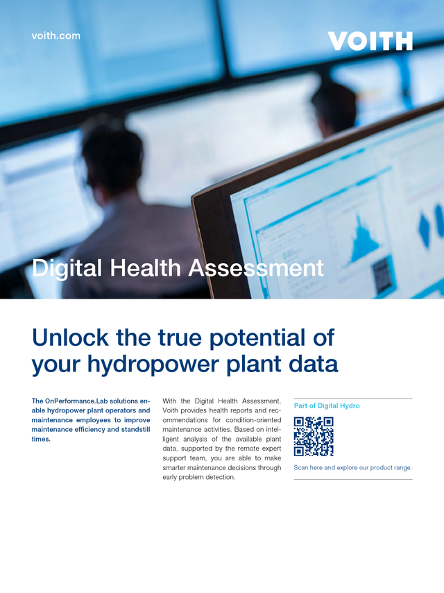 Digital Health Assessment