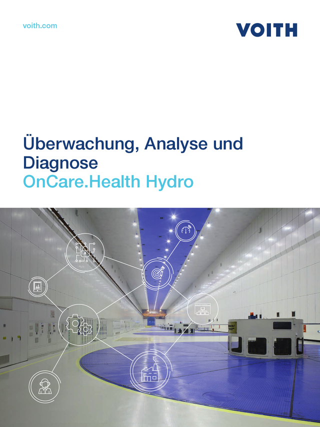 Überwachung, Analyse und Diagnose OnCare.Health Hydro