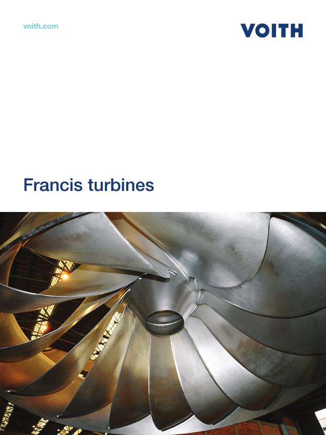 Francis Turbines