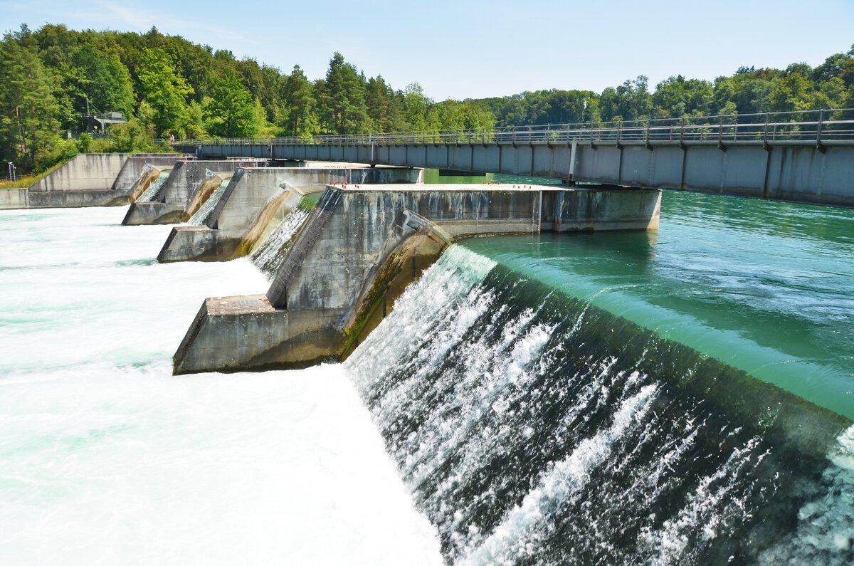 Es 2016 wie in viele wasserkraftwerke gibt deutschland Wasserkraftwerke