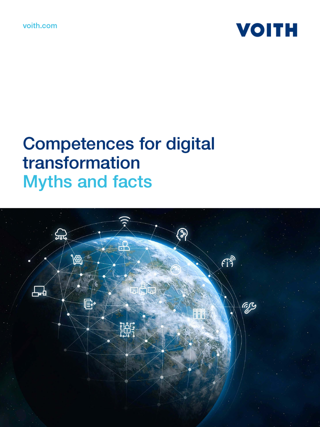 Competences for digital transformation