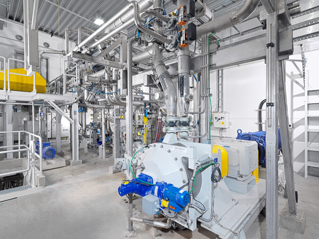 Pilot trials at Voith's Fiber Technology Center