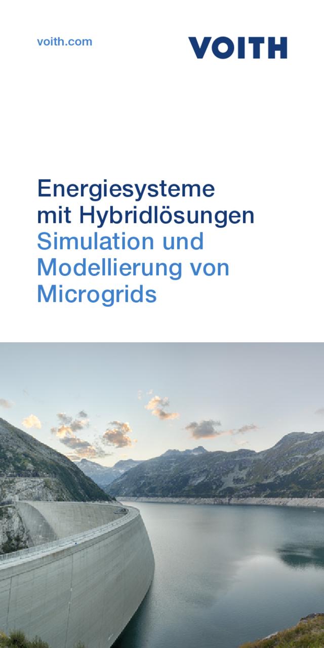 Energiesysteme mit Hybridlösungen
