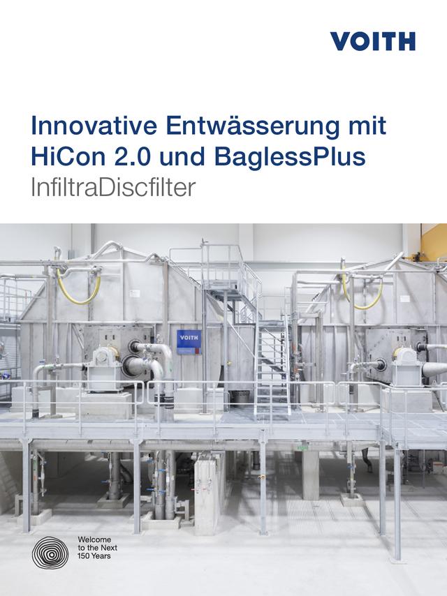 InfiltraDiscfilter - Innovative Entwässerung mit HiCon 2.0 und BaglessPlus