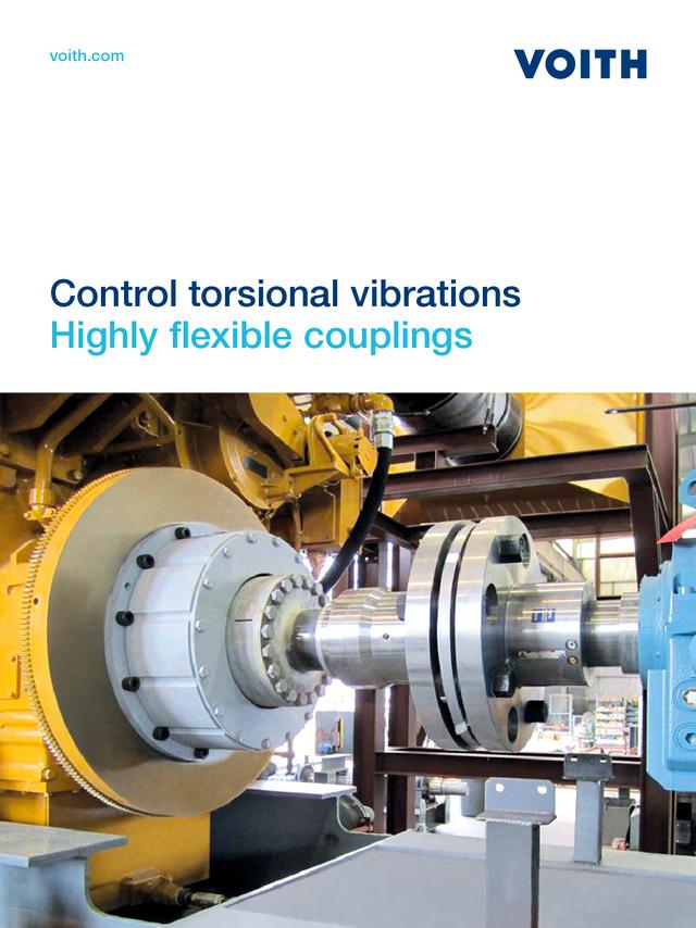 Torsional vibrations under control
