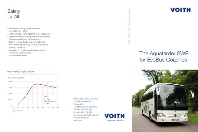 The Aquatarder SWR for EvoBus Coaches