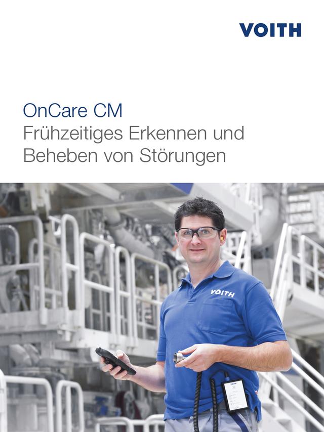 OnCare CM - Frühzeitiges Erkennen und Beheben von Störungen