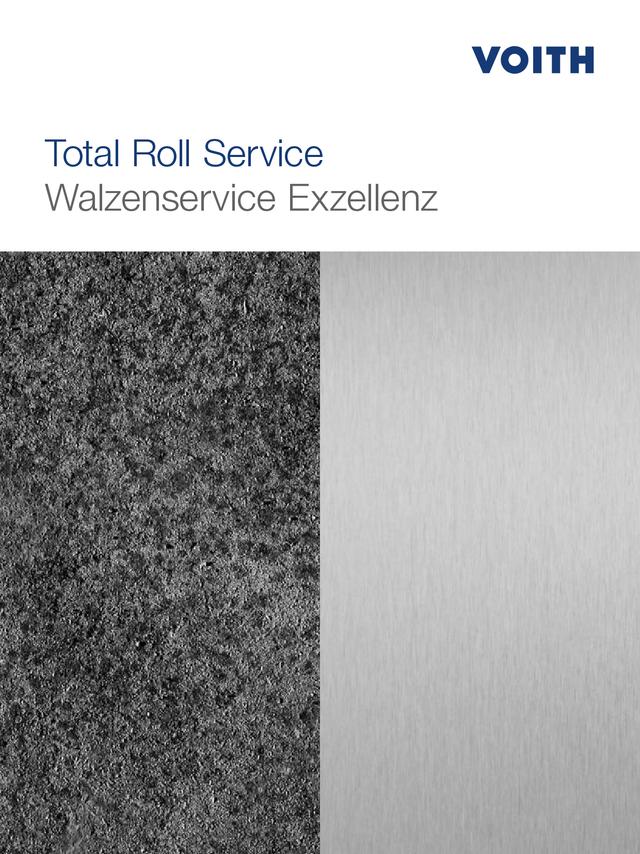 Total Roll Service – Walzenservice Exzellenz