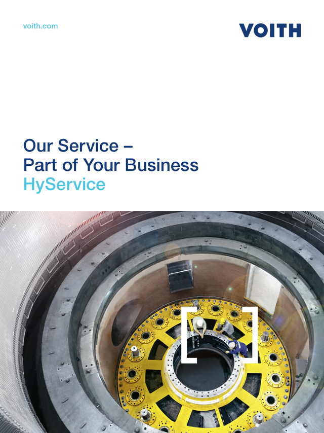 Our Service - Part of Your Business HyService