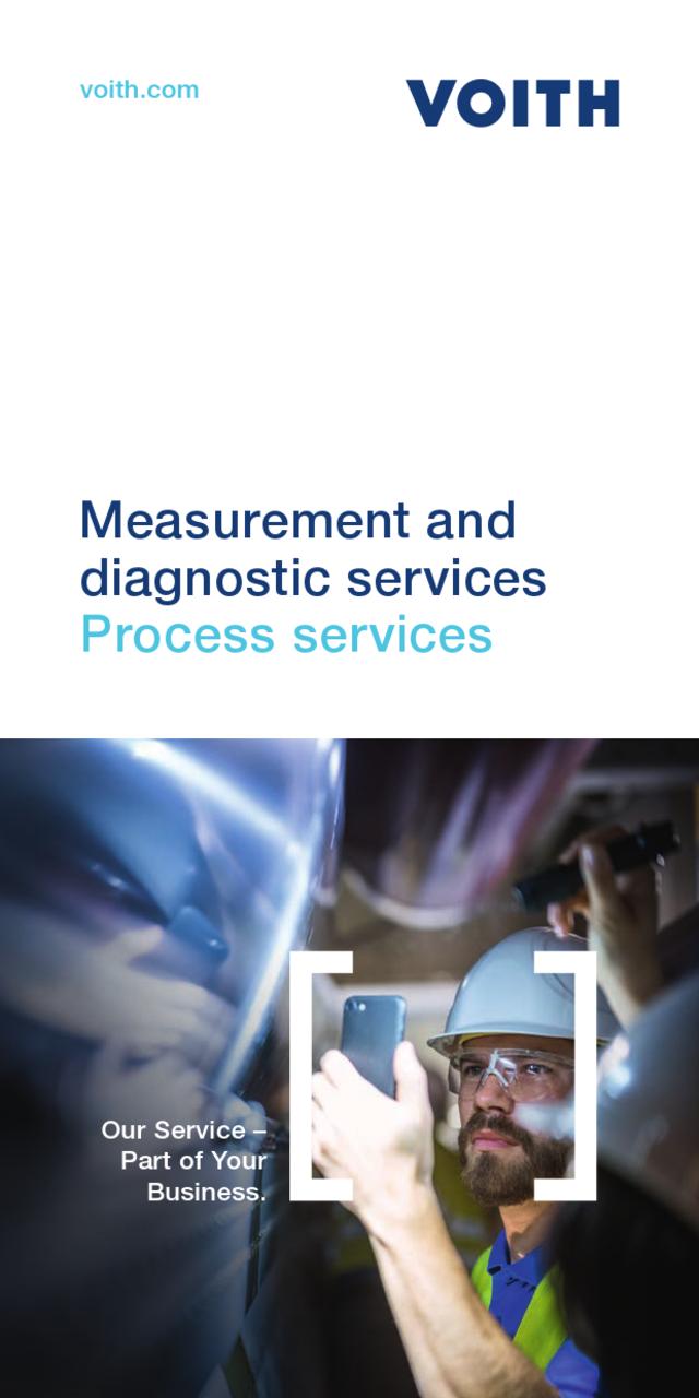 Measurement and diagnostic services