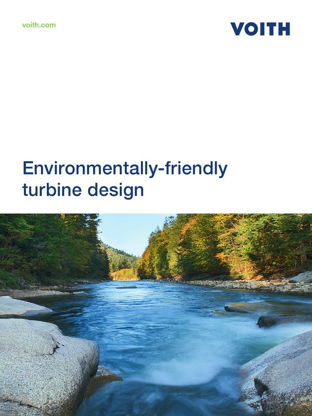 Environmentally-friendly turbine design