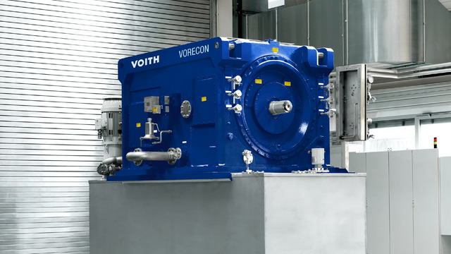 Health Check for Voith Vorecon