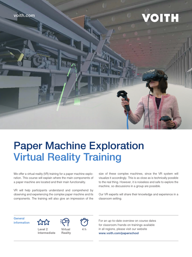 Virtual Reality Trainings