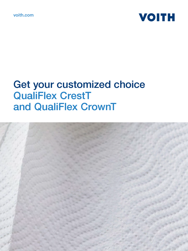 Get your customized choice QualiFlex CrestT  and QualiFlex CrownT