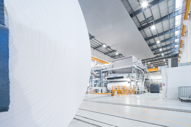 Voith offers its customers technologies and services for the entire paper production process, from stock preparation to winder