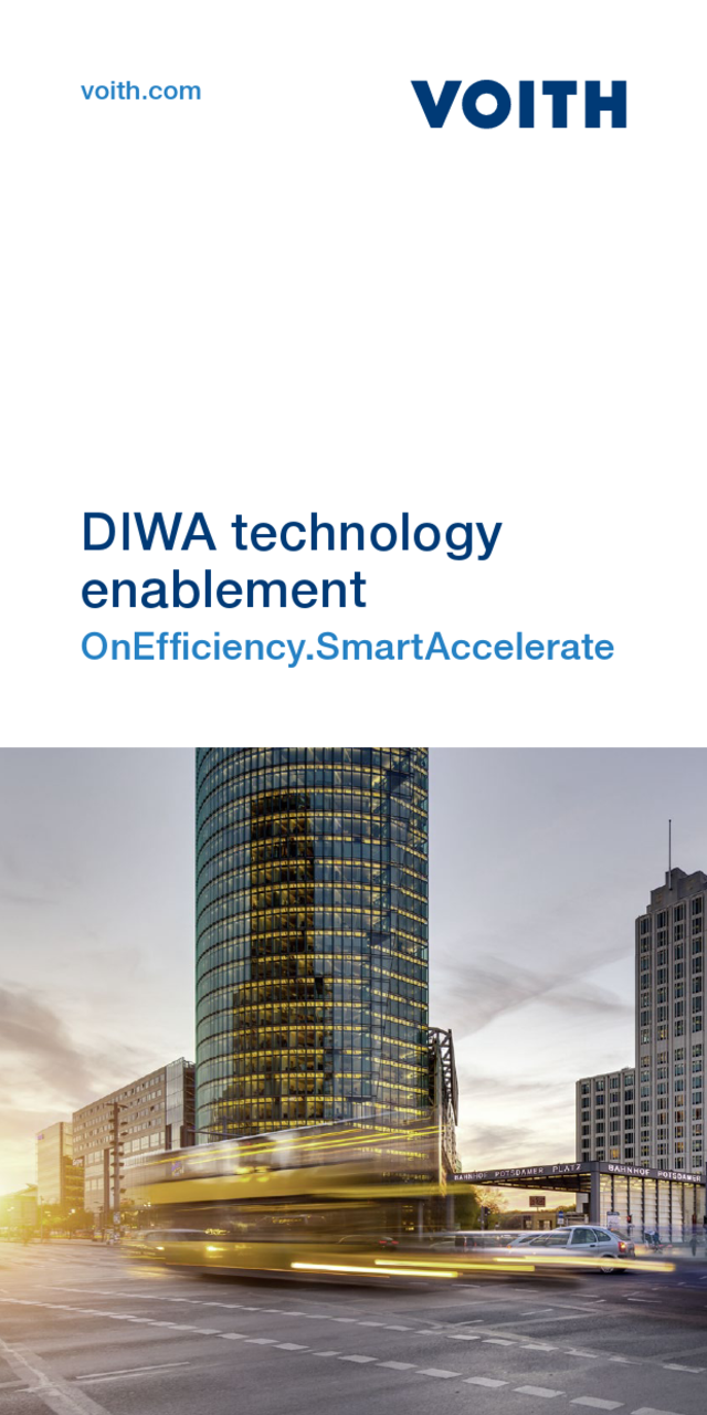 DIWA technology enablement OnEfficiency.SmartAccelerate
