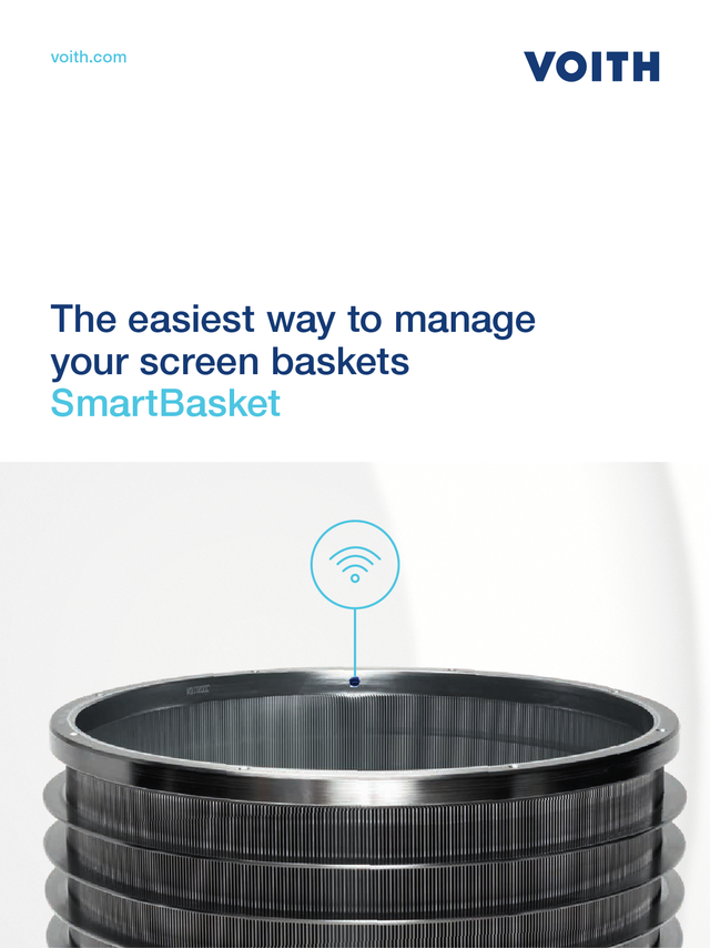 The easiest way to manage your screen baskets - SmartBasket