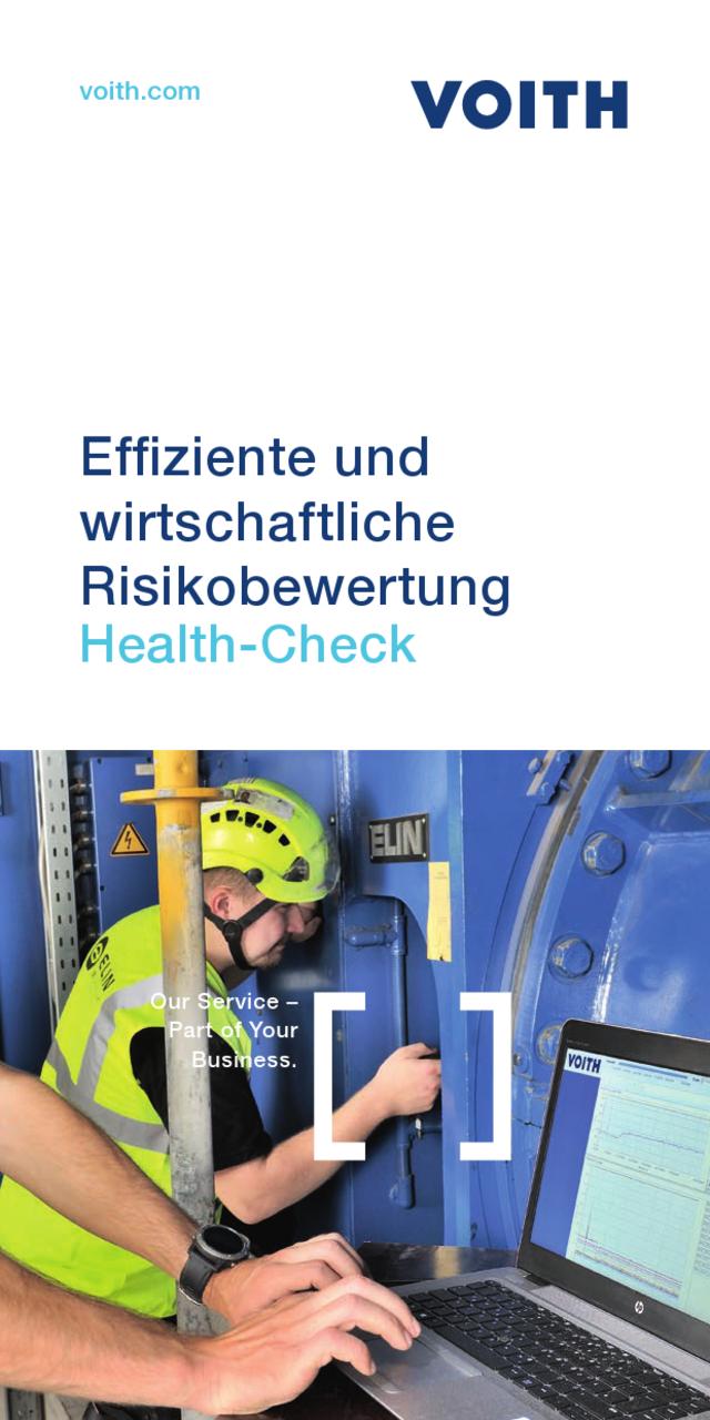 Health-Check - Wirtschaftliche und schnelle Risikobewertung