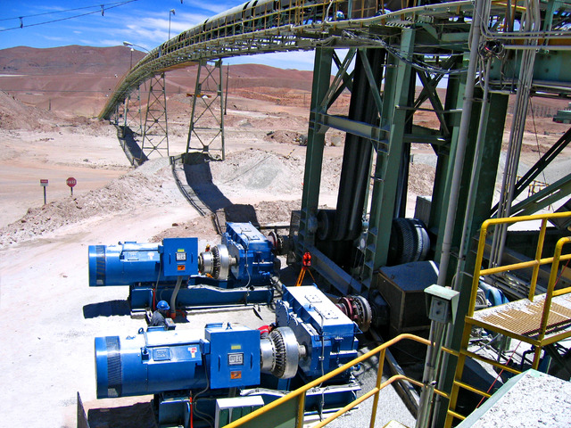 TVVS turbo coupling in mining application