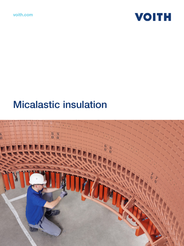 Micalastic insulation