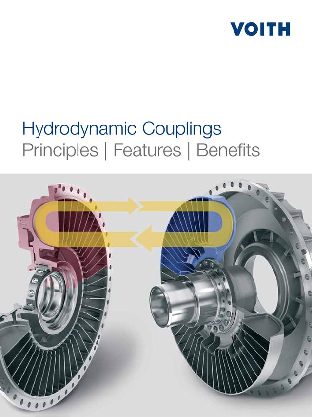 Hydrodynamic Couplings Principles l Features l Benefits